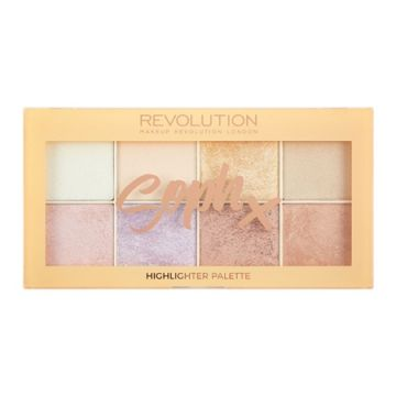Makeup Revolution Highlighter Palette - Soph