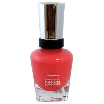 Sally Hansen Complete Salon Manicure Nail Polish -SM-546 Get Juiced