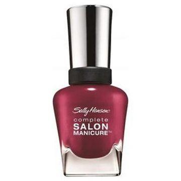 Sally Hansen Complete Salon Manicure Nail Polish -SM-620 Wine Not