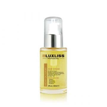 Luxliss Argan Oil Luxury Hair Serum - 60ml