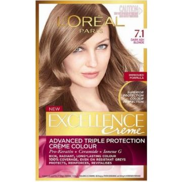 L`Oreal Excllence 7.1 Ash Blonde