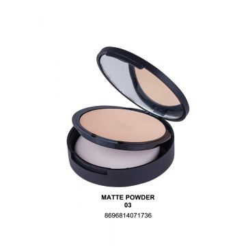 Gabrini Matte Powder 1 # 03 12gm - 10-31-00003