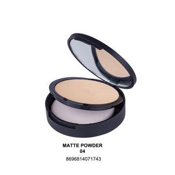 Gabrini Matte Powder 1 # 04 12gm - 10-31-00004