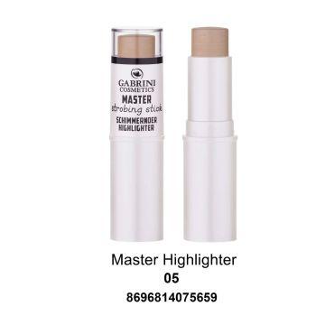 Gabrini Master Stick Highlighter # 05 9gm - 10-24-00005