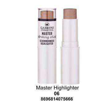 Gabrini Master Stick Highlighter # 06 9gm - 10-24-00006