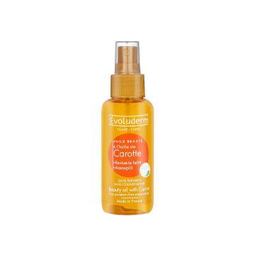 Evoluderm Beauty Oil Carrot - 100ml