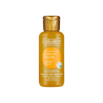 Evoluderm Shea Butter Beauty Oil - 100ml