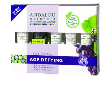 Andalou Naturals (Age Defying) Get Started Age Defying Kit