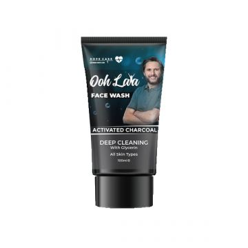 Ooh Lala Activated Charcoal Face Wash - 8964002943494