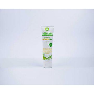 Glow365 Aloe Vera & Shea Butter Moisturizing Body Lotion - 100ml