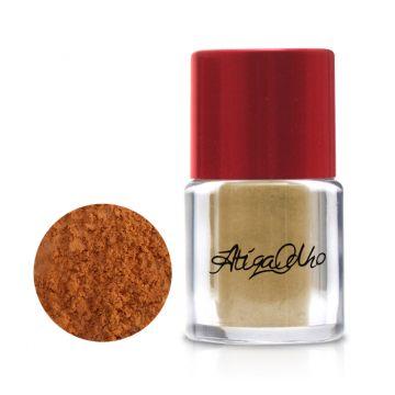 Atiqa Odho Color Cosmetics Loose Shimmer Eyeshadow - ASPP-07 - Citrine