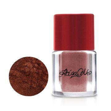 Atiqa Odho Color Cosmetics Loose Shimmer Eyeshadow - ASPP-10 - Garnet