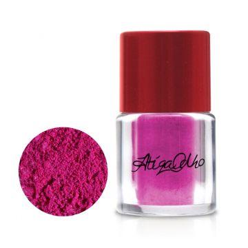 Atiqa Odho Color Cosmetics Loose Shimmer Eyeshadow - ASPP-18  Pink Sapphire