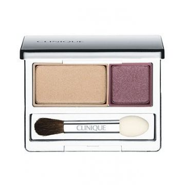 Clinique Mini All About Shadow Duo - 16 8 Beach Plum - 1.3g - MB