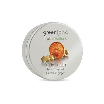 Greenland Bodycare Fruit Emotions Body Butter Grapefruit-Ginger - 100Ml - FE0055