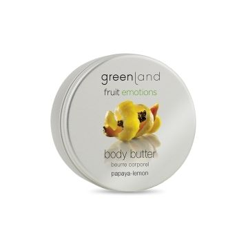 Greenland Bodycare Fruit Emotions Body Butter Papaya-Lemon - 100Ml - FE0051