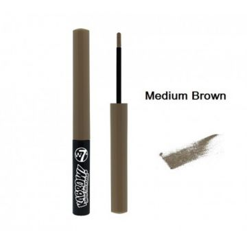 W7 Cosmetics Bow To The Brow! Brow Thickener - Medium Brown