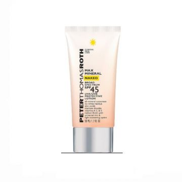 Peter Thomas Roth Max Mineral Naked-broad Spectrum Spf 45 50ml - 31-01-009