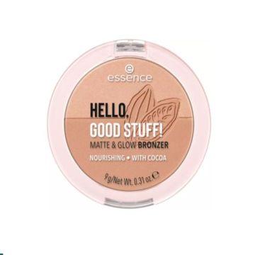 Essence Hello Good Stuff! Bronzer 10 - 4059729288028