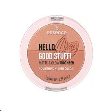 Essence Hello Good Stuff! Bronzer 20 - 4059729288035
