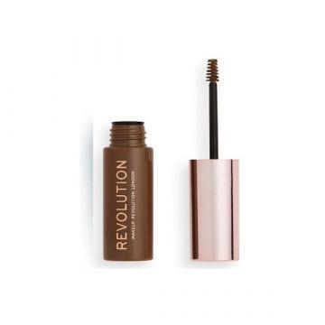 Makeup Revolution Brow Gel - Ash Brown