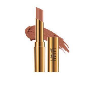 Lakme Absolute Argan Lip Color- Buttery Caramel - 8901030629044
