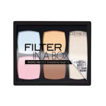 Filter In A Box Photo Perfect Finishing Palette - camera ready