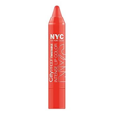NYC City Proof Twistable Intense Lip Color - Canal St Coral - BB