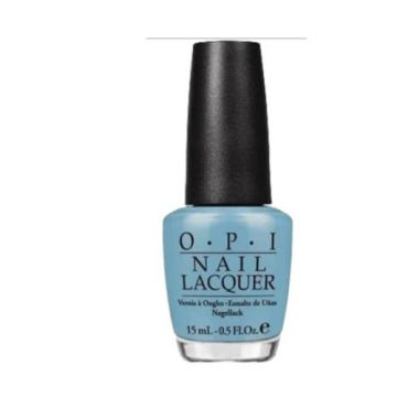 OPI Nail Lacquer Cant Find My Czechbook - NLE75