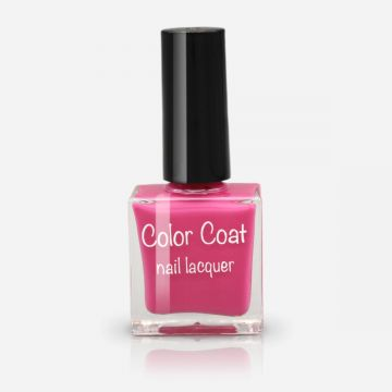 Gorgeous Color Coat Nail Lacquer - CC-12-Panther Pink