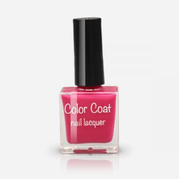 Gorgeous Color Coat Nail Lacquer - CC-16-Candy Pink