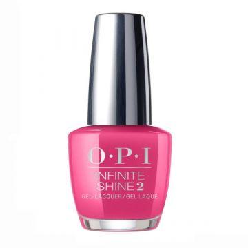 OPI - Infinite Shine - Cha Ching Cherry Nail Polish - ISLV12