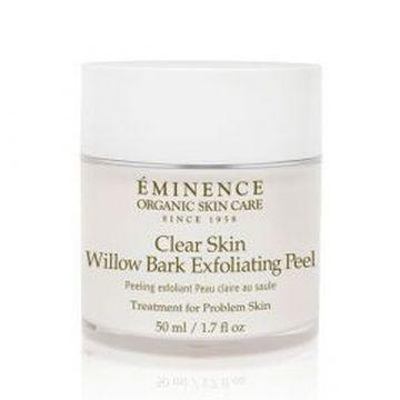 Eminence Clear Skin Willow Bark Exfoliating Peel - 50ml - 919