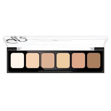 Golden Rose CORRECT & CONCEAL Concealer Cream Palette - 01