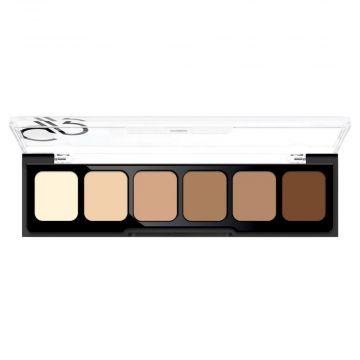 Golden Rose CORRECT & CONCEAL Concealer Cream Palette - 02