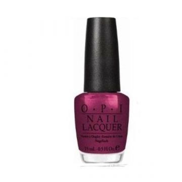 OPI Nail Lacquer Congeniality Is My Middle Name - NLU01