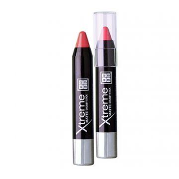 DMGM Xtreme Matte Chubby Stick Coral Berry CS04