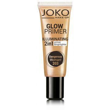 Joko Glow Primer & Highlighter - Dangerous Women - 203