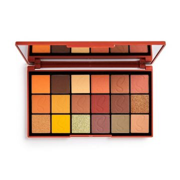 Makeup Revolution Sebile Day 2 Day Shadow Palette