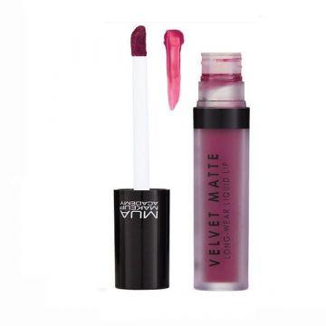 MUA Velvet Matte Liquid Lip - Devotion - 5055402970364