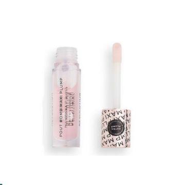 Makeup Revolution Pout Bomb Maxi Plump Lip Gloss Divine
