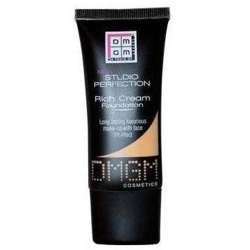 DMGM Studio Perfection Rich Cream Foundation Rose Beige 444