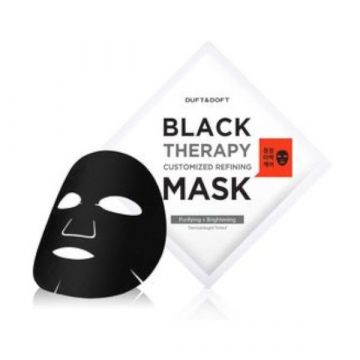 Duft & Doft Black Therapy Customized Refining Mask