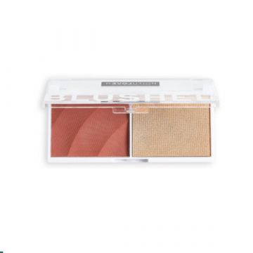 Makeup Revolution Relove Colour Play Blushed - Duo Kindness