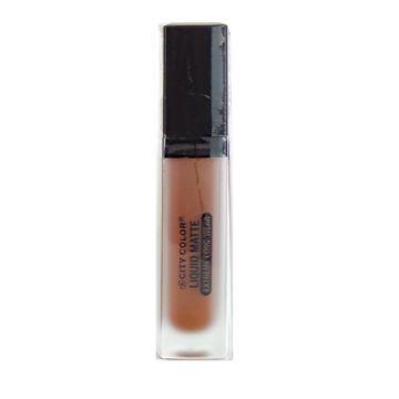 City Color Matte Extreme Long-Wear Lipstick - Dusty Purple - BB