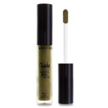 Rude Molten Metal Lip Color - 75040 Dying Of Thirst