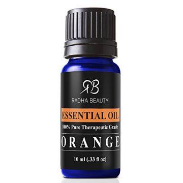 Radha Essential Oil - Orange -10ml
