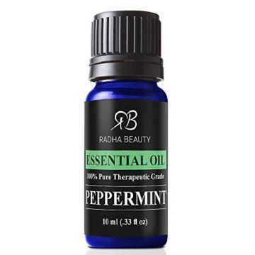 Radha Essential Oil - Peppermint -10ml