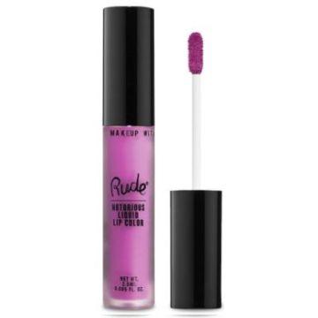 Rude Notorious Liquid Lip Color - 65516 Evil Deed
