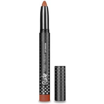 Rude Matte-nificent Lip Crayon - Exposed